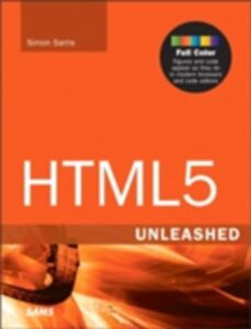Ebook in inglese HTML5 Unleashed Sarris, Simon