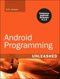 Ebook in inglese Android Programming Unleashed Harwani, B.M.