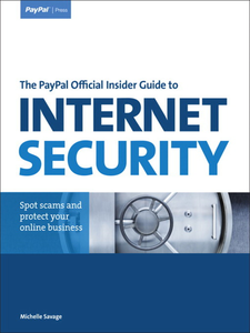 Ebook in inglese The PayPal Official Insider Guide to Internet Security Savage, Michelle