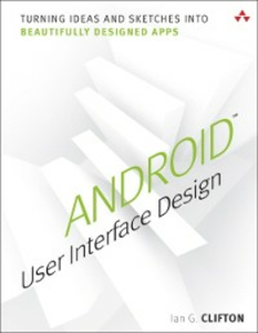 Ebook in inglese Android User Interface Design Clifton, Ian G.