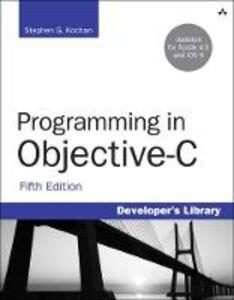Ebook in inglese Programming in Objective-C Kochan, Stephen G.