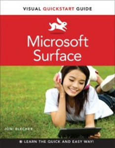 Ebook in inglese Microsoft Surface Blecher, Joni