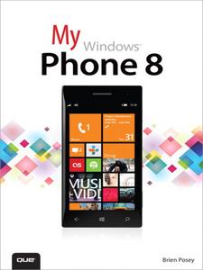 Ebook in inglese My Windows Phone 8 Posey, Brien