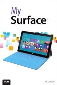 Foto Cover di My Surface, Ebook inglese di Jim Cheshire, edito da Pearson Education