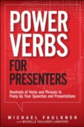 Power Verbs for Presenters