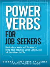 Power Verbs for Job Seekers