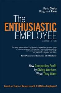 Ebook in inglese Enthusiastic Employee Klein, Douglas , Sirota, David