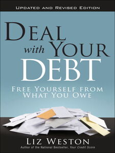 Ebook in inglese Deal with Your Debt Weston, Liz