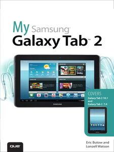Ebook in inglese My Samsung Galaxy Tab 2 Butow, Eric , Watson, Lonzell