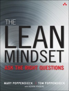 Ebook in inglese Lean Mindset Poppendieck, Mary , Poppendieck, Tom