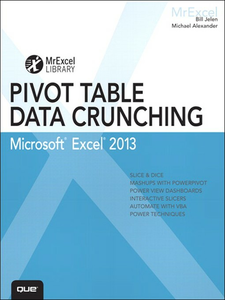 Ebook in inglese Excel 2013 Pivot Table Data Crunching Alexander, Michael , Jelen, Bill