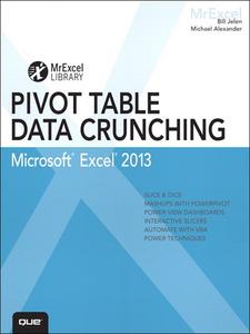 Ebook in inglese Excel 2013 Pivot Table Data Crunching Alexander, Michael , Jelen, Bill