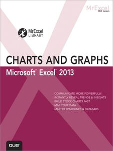 Ebook in inglese Excel 2013 Charts and Graphs Jelen, Bill