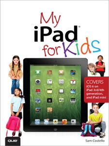 Ebook in inglese My iPad® for Kids Costello, Sam