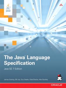 Ebook in inglese The Java® Language Specification, Java SE 7 Edition Bracha, Gilad , Buckley, Alex , Gosling, James , Joy, Bill