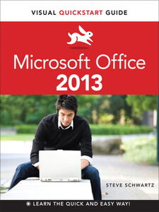 Foto Cover di Microsoft Office 2013, Ebook inglese di Steve Schwartz, edito da Pearson Education