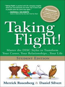 Ebook in inglese Taking Flight! Rosenberg, Merrick , Silvert, Daniel