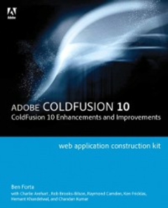 Ebook in inglese Adobe ColdFusion Web Application Construction Kit Forta, Ben