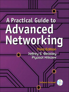 Ebook in inglese A Practical Guide to Advanced Networking Beasley, Jeffrey S. , Nilkaew, Piyasat