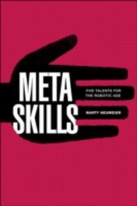 Ebook in inglese Metaskills Neumeier, Marty