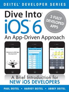 Ebook in inglese Dive into iOS6 Deitel, Abbey , Deitel, Harvey , Deitel, Paul