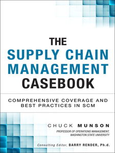 Ebook in inglese The Supply Chain Management Casebook Munson, Chuck