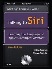 Talking to Siri®