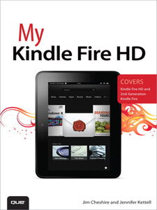 Ebook in inglese My Kindle Fire HD Cheshire, Jim , Kettell, Jennifer Ackerman