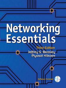 Foto Cover di Networking Essentials, Ebook inglese di Jeffrey S. Beasley,Piyasat Nilkaew, edito da Pearson Education
