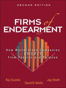 Foto Cover di Firms of Endearment, Ebook inglese di AA.VV edito da Pearson Education
