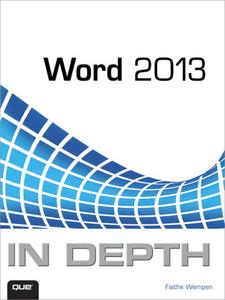 Ebook in inglese Word 2013 In Depth Wempen, Faithe