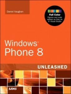 Ebook in inglese Windows Phone 8 Unleashed Vaughan, Daniel