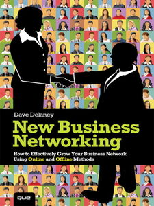 Ebook in inglese New Business Networking Delaney, Dave