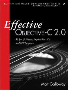 Ebook in inglese Effective Objective-C 2.0 Galloway, Matt