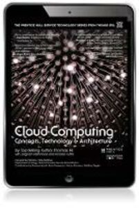 Ebook in inglese Cloud Computing Erl, Thomas , Mahmood, Zaigham , Puttini, Ricardo