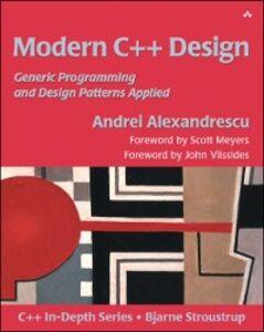 Ebook in inglese Modern C++ Design Alexandrescu, Andrei