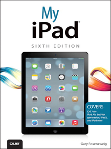 Ebook in inglese My iPad® Kelly, James Floyd , Rosenzweig, Gary