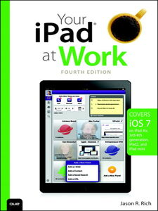 Foto Cover di Your iPad at Work, Ebook inglese di Jason R. Rich, edito da Pearson Education