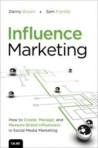 Ebook in inglese Influence Marketing Brown, Danny , Fiorella, Sam