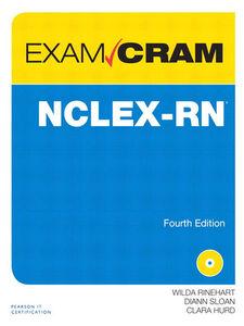 Ebook in inglese NCLEX-RN Exam Cram Hurd, Clara , Rinehart, Wilda , Sloan, Diann