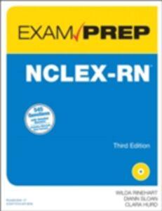Foto Cover di NCLEX-RN Exam Prep, Ebook inglese di AA.VV edito da Pearson Education