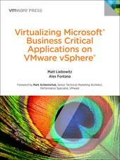 Virtualizing Microsoft Business Critical Applications on Vmware vSphere