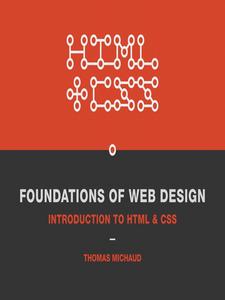 Ebook in inglese Foundations of Web Design Michaud, Thomas