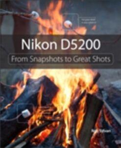 Ebook in inglese Nikon D5200 Sylvan, Rob