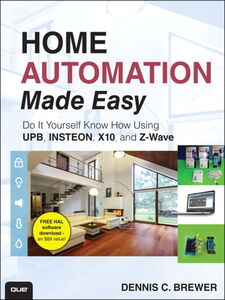 Ebook in inglese Home Automation Made Easy Brewer, Dennis C