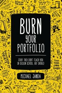 Ebook in inglese Burn Your Portfolio Janda, Michael