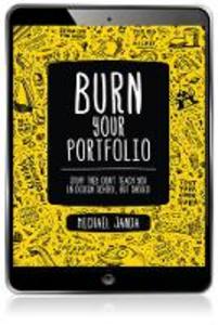 Ebook in inglese Burn Your Portfolio Janda, Michael