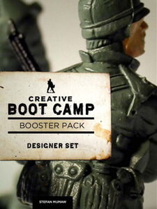 Foto Cover di Creative Boot Camp 30-Day Booster Pack, Ebook inglese di Stefan Mumaw, edito da Pearson Education