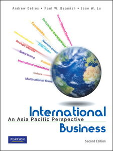 Ebook in inglese International Business Delios, Andrew