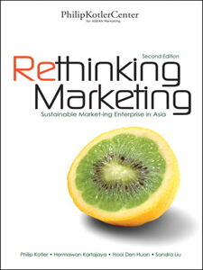 Ebook in inglese Rethinking Marketing Kotler, Philip